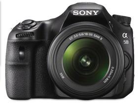 Camara Sony Alpha A 58 + Lente Dt 18-55mm F 3.5-5.6 Samii