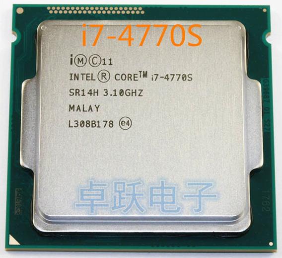 Processador I7 4770s Quarta Geracao 1150