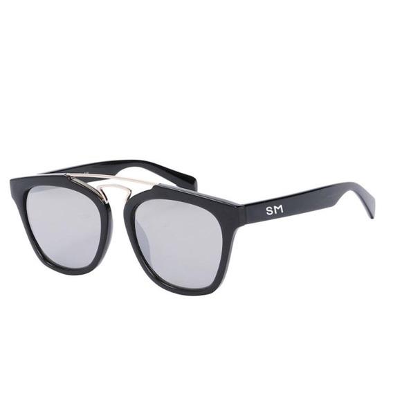 Óculos De Sol Masculino Sandro Moscoloni Adrien Preto