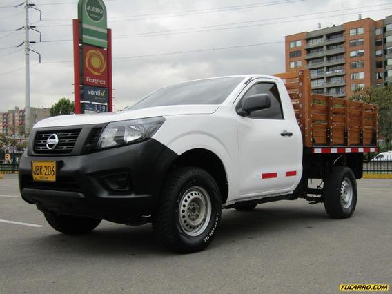 Nissan Frontier Np300 2.5 Aa Mt Abs