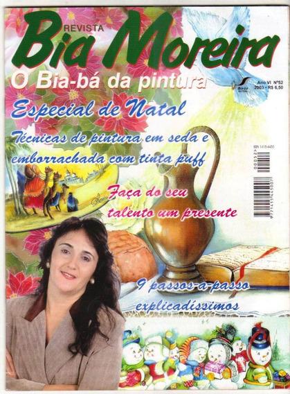 Revista Bia Moreira - Especial Natal - Pintura Artesanato