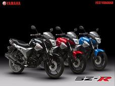 Yamaha Sz-r, Ybr, Fz16 En Partes