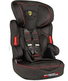 Cadeira Automovel Beline Sp Ferrari Black 588954 09 36kg