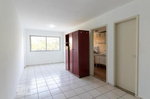 Imagem 1 de 15 de Apartamento Para Aluguel - Jardim Santos Dumont, 1 Quarto,  34 - 893430821
