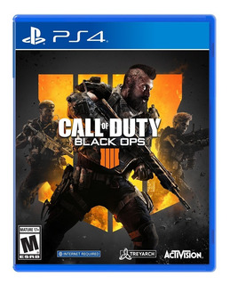 Call Of Duty Black Ops 4 Ps4 En Español