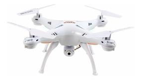 Drone Syma X5sw Fpv Real-time Hd/wifi Com Camera Frete Free