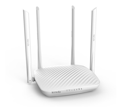 Access point, Repetidor, Router Tenda F9 blanco 1 unidad