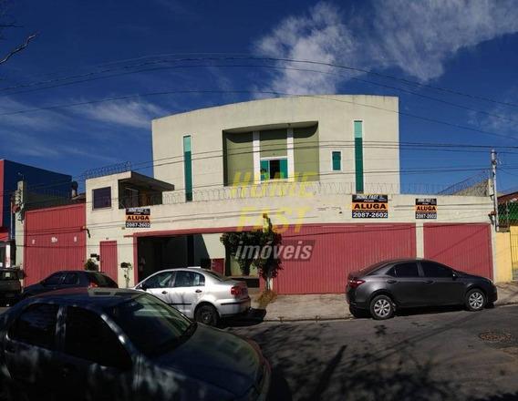 Prédio Comercial Para Venda E Locação, Vila São Rafael, Guarulhos - Pr0054. - Pr0054
