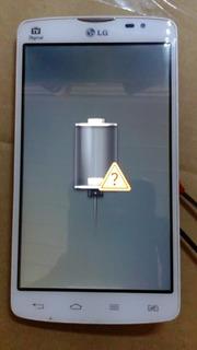 Celular Lg D385 L80 Liga Travado Tela Bateria Com ? Tela Ok