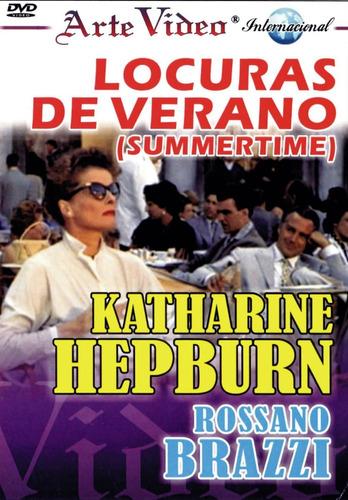 Locuras De Verano - Katharine Hepburn, Rossano Brazzi