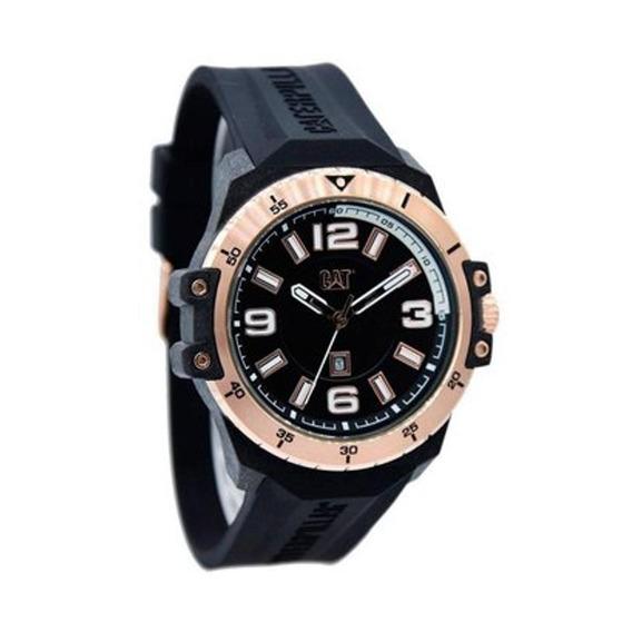Reloj Análogo Marca Caterpillar Modelo: K019121139 Color Neg
