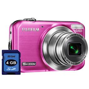 Camera Fotografica Fujifilm Jx300 Rosa 14 Mp, Lcd 2.7