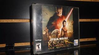 Star Wars, Knights Old Republic, Juego De Pc, Tel. 35846340