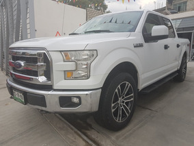 Ford Lobo 5.0l Xlt Cabina Doble 4x4 Mt 2015