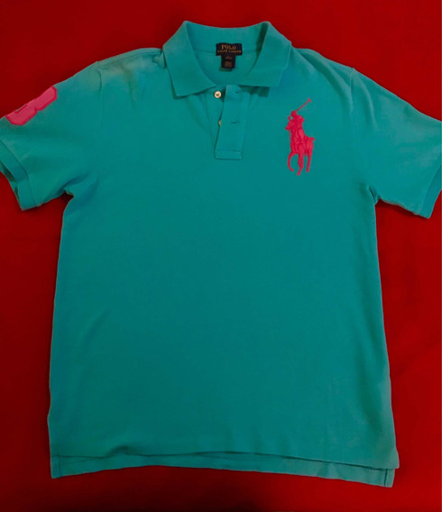 Playera Polo Ralph Lauren 100% Original Talla Xs Tipo Polo
