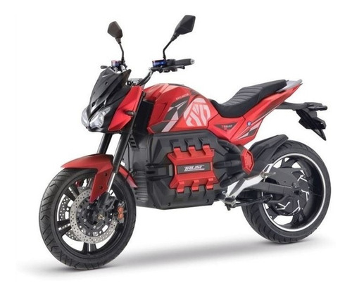 Imagen 1 de 8 de Moto Electrica 6000w Bateria 100 Amper. Garantia Citymotos