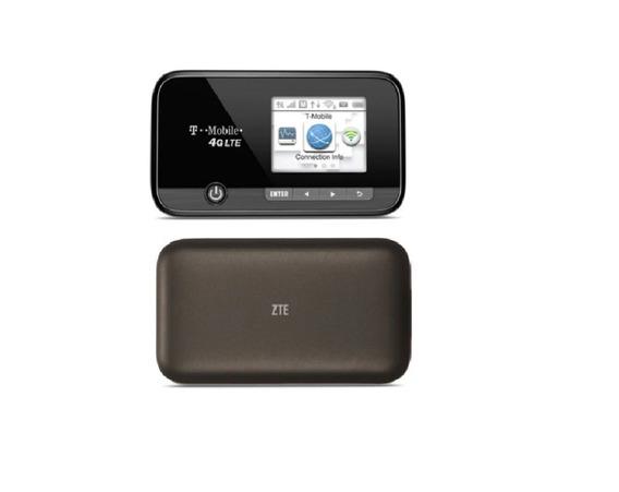 Modem 4g Wifi Libre Portatil Zte Mf96 Libre Vehicular