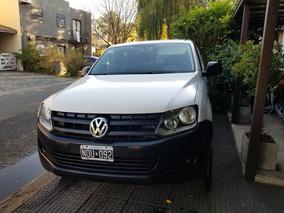 Volkswagen Amarok 2.0 Cd Tdi 140cv 4x4 Startline 2014