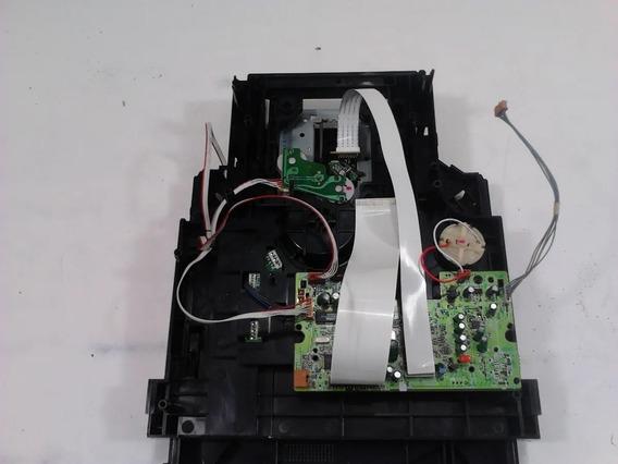 Mecanismo Cd Som LG Mod Mcd 212 Completo Placa De Comando