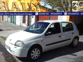 Renault Clio 1.9 Diesel Año 2001 Financio Permuto