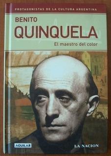 L2878. Benito Quinquela. El Maestro Del Color. Aguilar