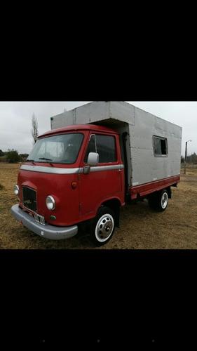 Imagen 1 de 6 de Rastrojero Camión Ime