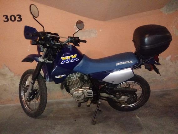 Honda Xlx350r Original, Docs Ok, No Sul De Mg!
