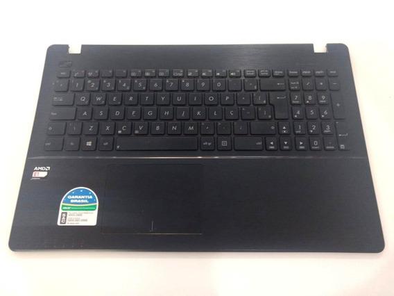 Carcaça Base Mouse Com Teclado Notebook Asus X552e J52