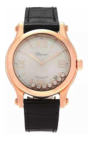 Relógio Chopard Happy Sport 36mm Floating Diamond Original
