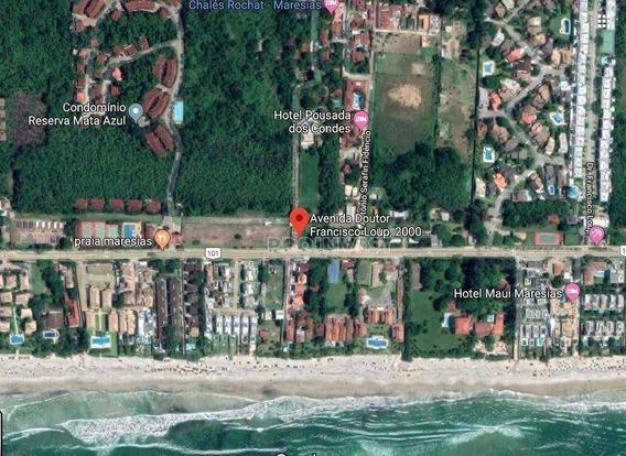 Terreno À Venda Na Paradisíaca Praia De Maresias - Te8966