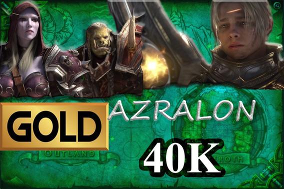 Wow Gold Nemesis, Azralon E Gallywix- 40k
