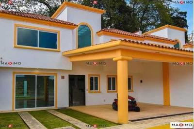 Casa En Fraccionamiento Privado, Tenancingo