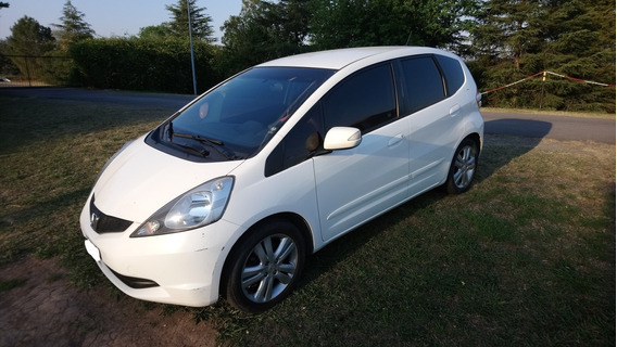 Honda Fit 1.5 Ex Mt 120cv 2010