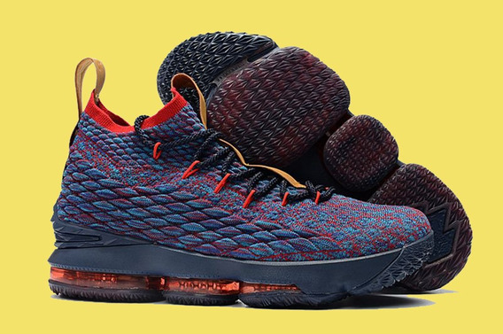 Tênis Nike Lebron 15 New Heights Original