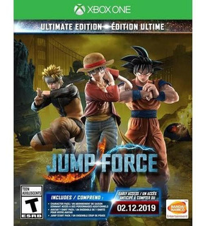 Jump Force Ultimate Edition Online And Offline