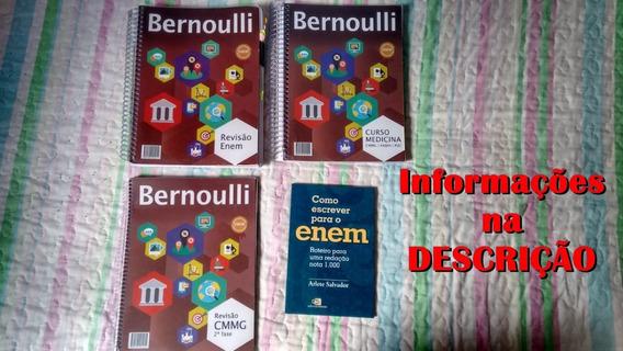 Apostilas Bernoulli Medicina + Enem + Brinde