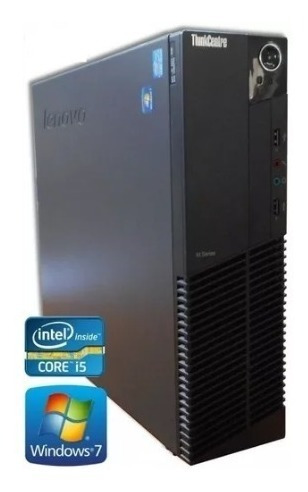 Pc Cpu Desktop Lenovo Intel Core I5 3.1ghz 4gb Ddr3 Hd 500gb