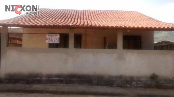 Casa Residencial À Venda, Zona Rural, Dom Viçoso. - Ca0178