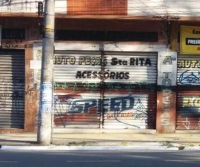 Salao Comercial Jd. Vila Galvao - Loc3200