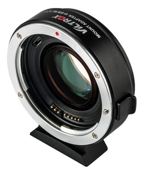 Adaptador Viltrox Ef-eos M2 0.71x Canon Ef Para Canon Ef-m