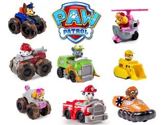 Paw Patrol Vehiculo Figura Surtido De Personajes Educando