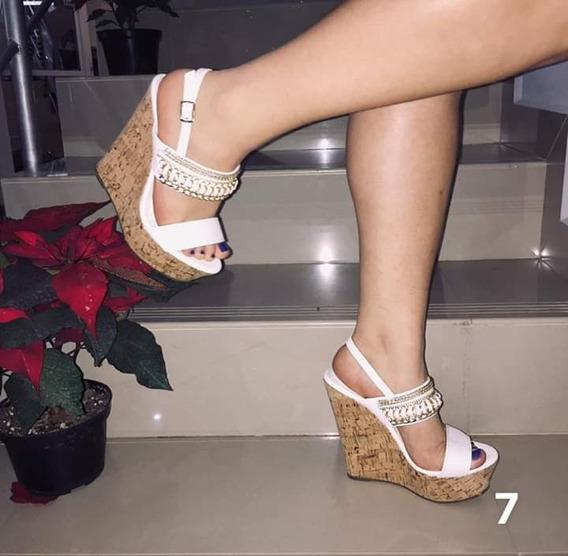 Zapatos De Plataforma Hermosos