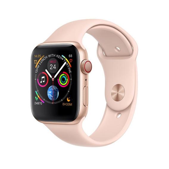 Smart Watch - Iwo 8 Promoção - Rose