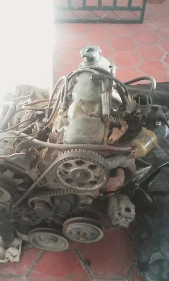 Motor 1.3 Fiat Spazio Con Caja De 5 Velocidades,