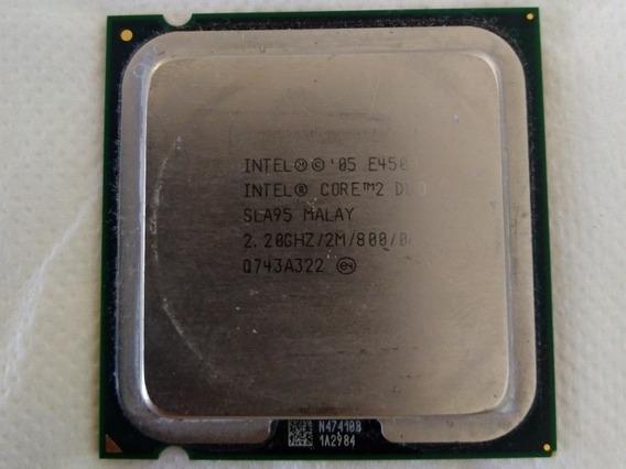 Processador Intel Core 2 Duo E4500 2.20ghz Sla95 Socket 775