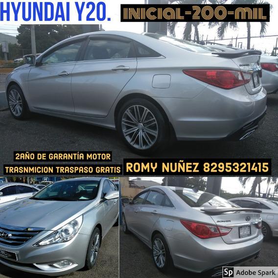 Hyundai Y20 Coriano