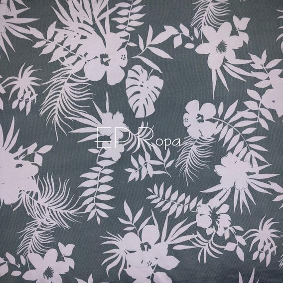 Blusa Body Cuello Alto Animal Print Serpiente Flores Lunares