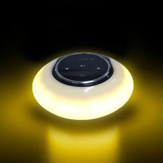 Parlante Velador Bluetooth Manos Libres Luz Noche Relax