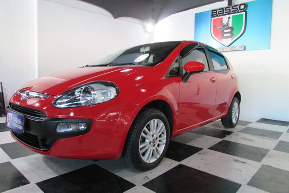 Fiat Punto 2014 Attractive 1.4 8v Flex 4p Manual