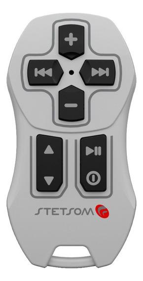 Controle Longa Distância Stetsom Sx2 Light Branco + Central